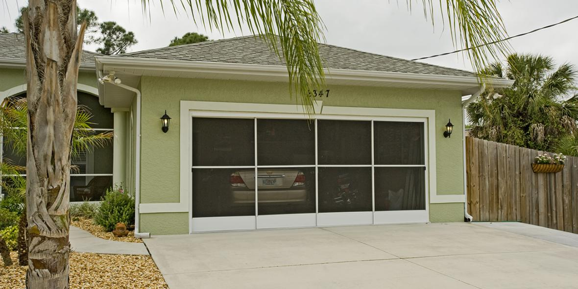 garage door screensEze Breeze Garage Door Screens  DIY Eze Breeze  Wilmington NC