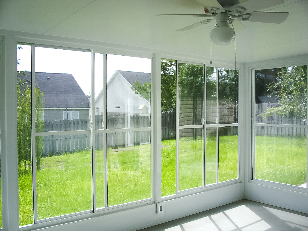 Eze breeze porch windows installation reviews diy eze breeze Best vinyl windows reviews