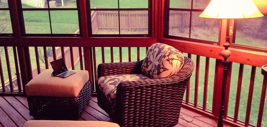 Eze Breeze Porch Windows